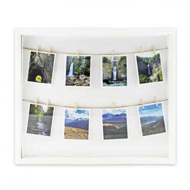 photo gifts - Clothesline Photo Display
