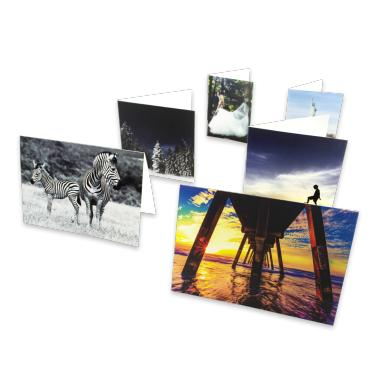 photo gifts - Folded Cards