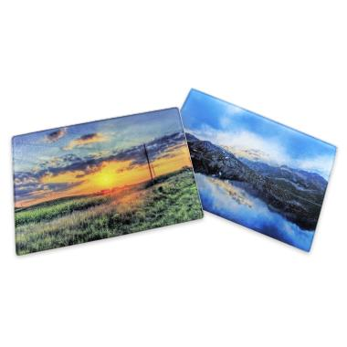 photo gifts - Glass Cutting Boards