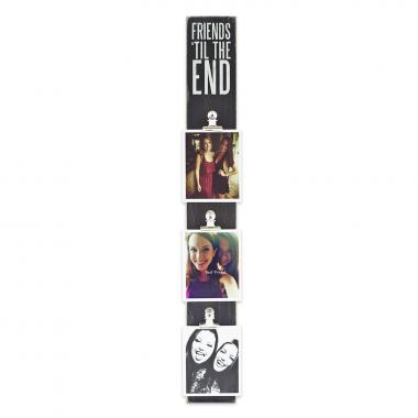 photo gifts - Photo Clip Bar: Friends 'Til The End