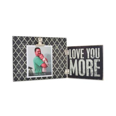 photo gifts - Hinged Frame: Love You More
