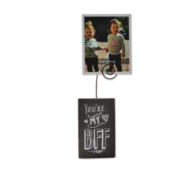 photo gifts - Photo Block: You're My BFF