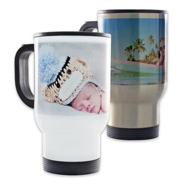 photo gifts - Travel Mugs